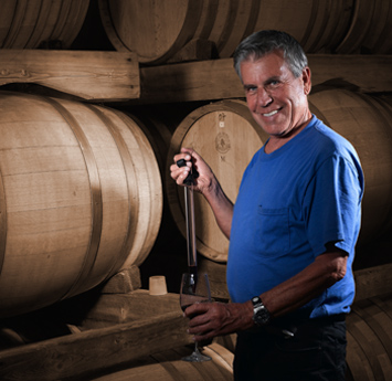 Yair Margalit of Margalit Winery