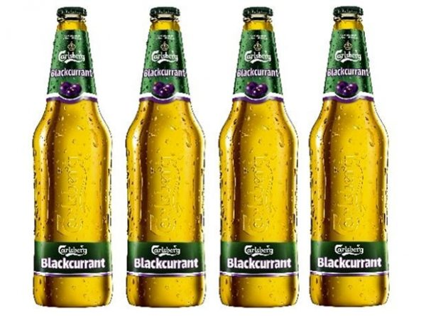 Carlsberg to develop blackcurrant lager