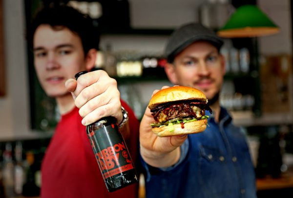 BrewDog launches 'ID only' BrewBurger