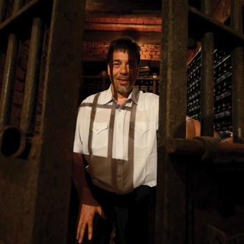 Dario Werthein, owner of Bodegas Riglos. Photo courtesy: Colin Hampden-White