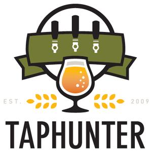 TapHunter_logo_V_white_300