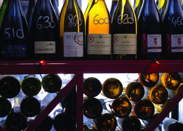 Top 10 organic wine bars in Hong Kong