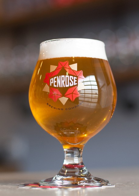 Proto Gradus, Penrose Brewing Co of Geneva, IL