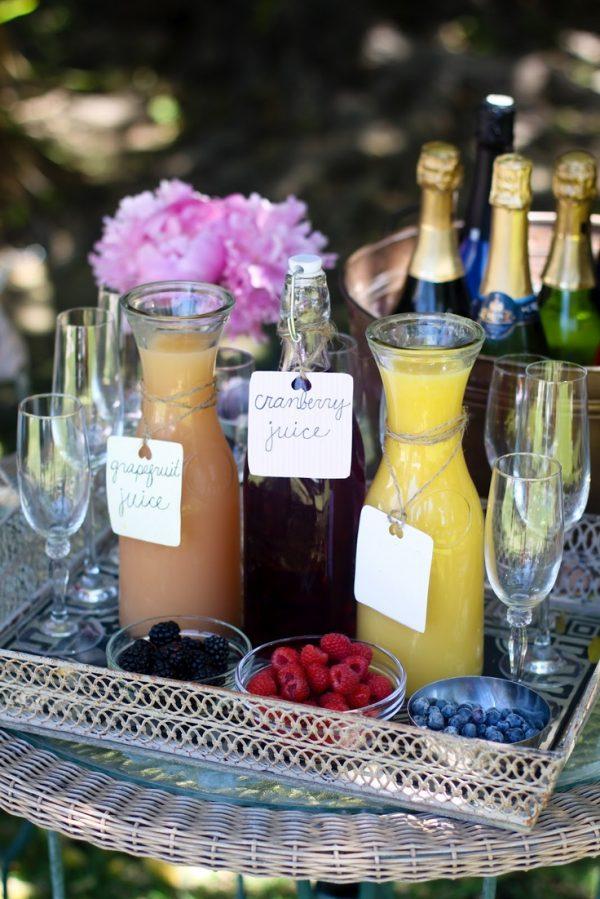 Top 10 wedding drinks trends