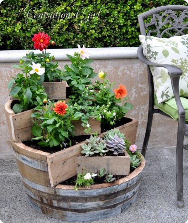 Top 10 ways to recycle a barrel