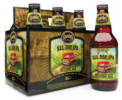 All Day IPA, Founders Brewery, US