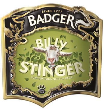 Badger Billy Stinger