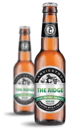 The Ridge, Harviestoun brewery