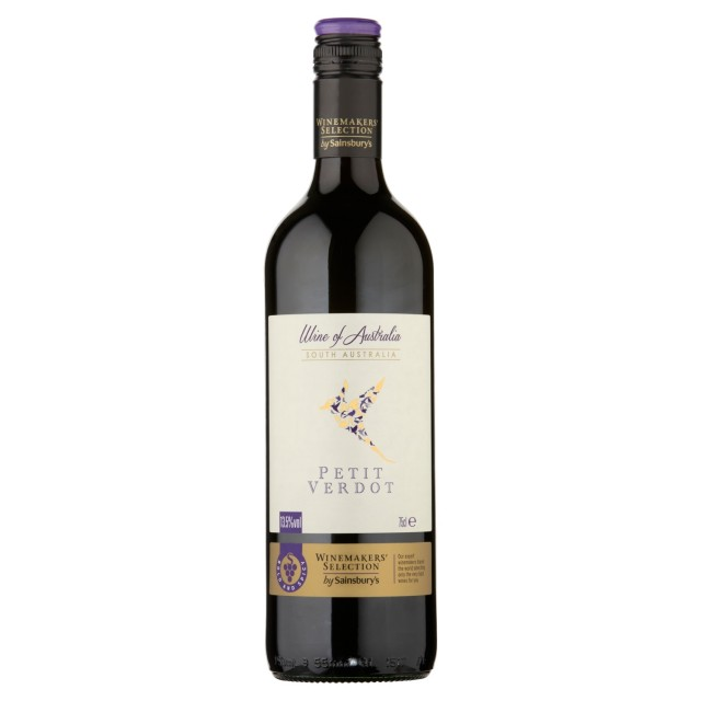 2013 Winemakers' Selection Petit Verdot; South Australia