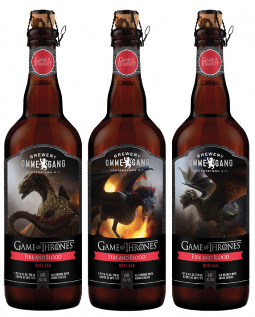 Ommegang Fire & Blood Red Ale