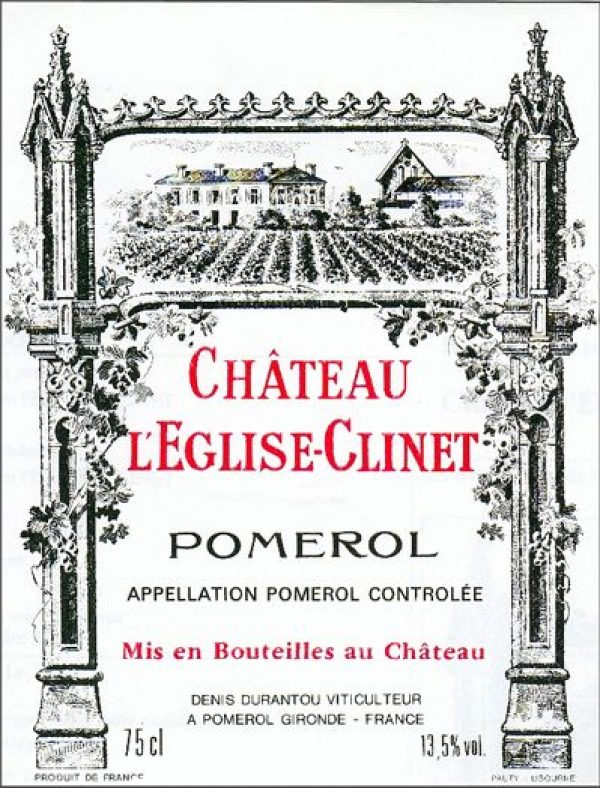 L'Eglise-Clinet 2010 tops best price-performers