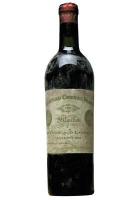 Cheval-1947 French Cheval-Blanc -1947