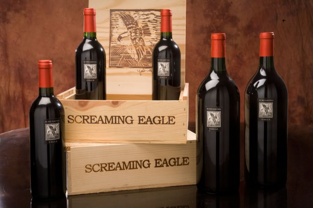 It turned out that the wine they had ordered was a $3,750 bottle of Screaming Eagle (Photo: db)
