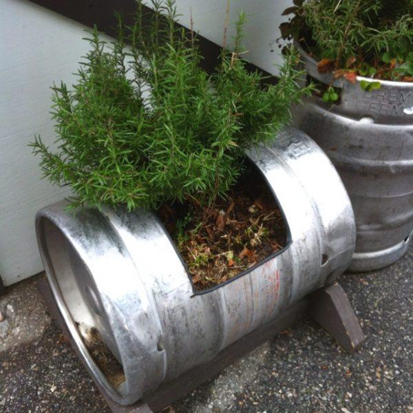 Top 10 ways to recycle a beer keg