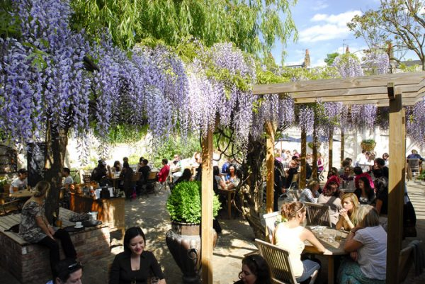 10 of the best London beer gardens