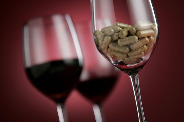 Doctor gives wine to heart disease patients