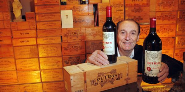 Leading wine collector held hostage at home