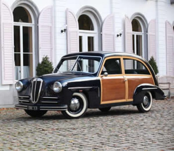 Antinori-commissioned 'van' commands a classic price