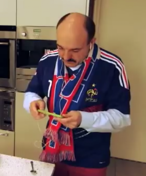 French Wines launch WAG's World Cup vids