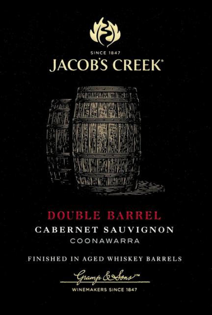Jacobs Creek double barrel Cab