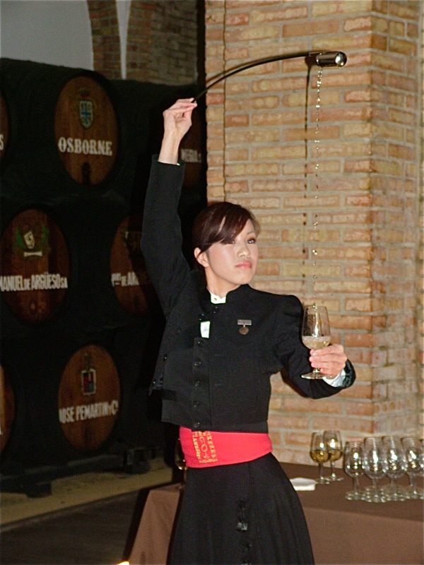 100,000 take part in International Sherry Week