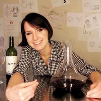 madeline-decanting-wine