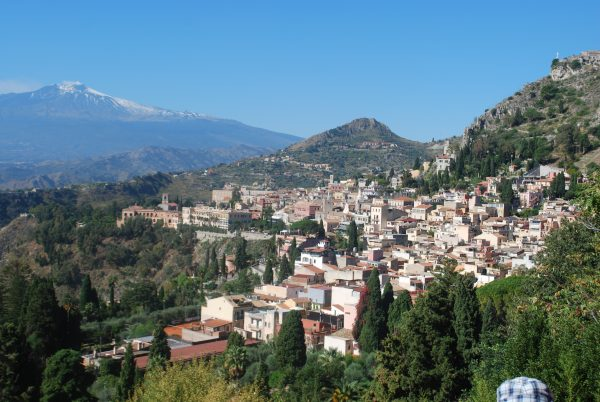 Top 10 wine region restaurants — Sicily