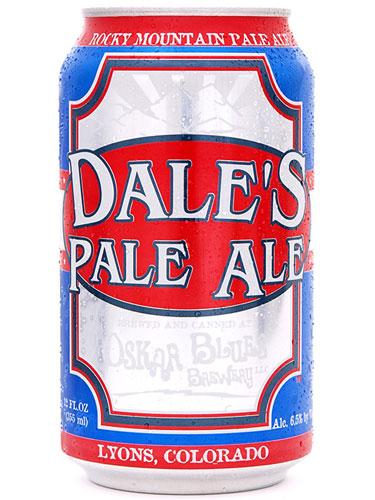 Dale's Pale Ale, Oskar Blues Brewery, Longmont