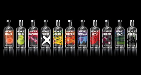 Top 10 spirits brands