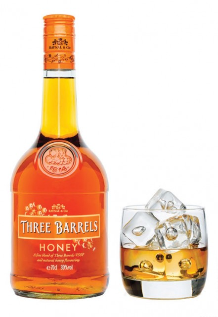 Three-Barrels-Honey