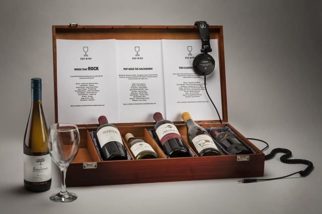 D&D Wine's Musical Wine Box launched in celebration of music and wine matching
