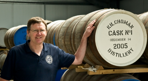 Anthony Wills, founder & managing director of Kilchoman