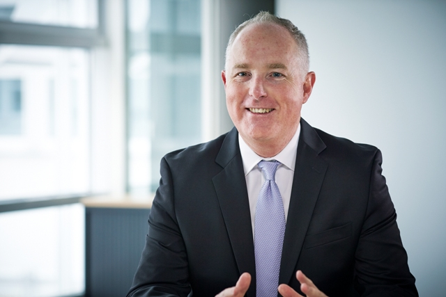 TWE chief executive Michael Clarke