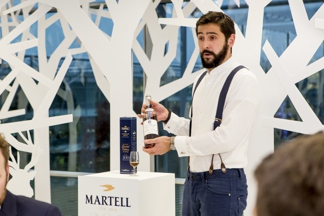 Pernod Ricard UK Christmas Media Lunch at Chiswick Park on 4th December 2014.