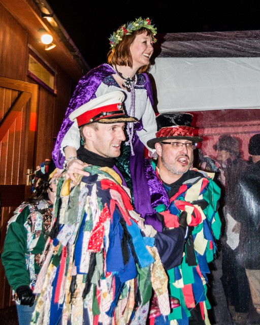 Angela Ham - new Wassail Queen