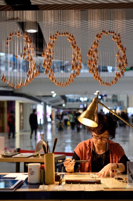 Martell 300th Anniversary Pop-up Space at HKIA (18)