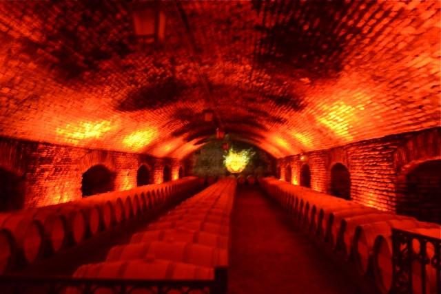 The Casillero del Diablo brand tells the story of the devil's cellar