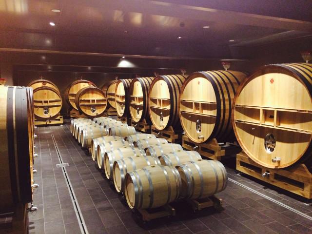 Lanson new cellar