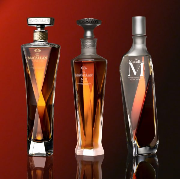 The Macallan unveils 1824 masters series