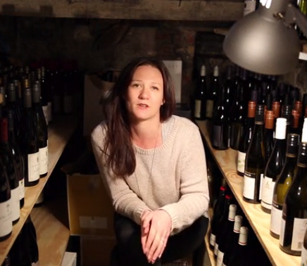 Melanie Brown, founder of The New Zealand Cellar, makes her pitch on Kickstarter.
