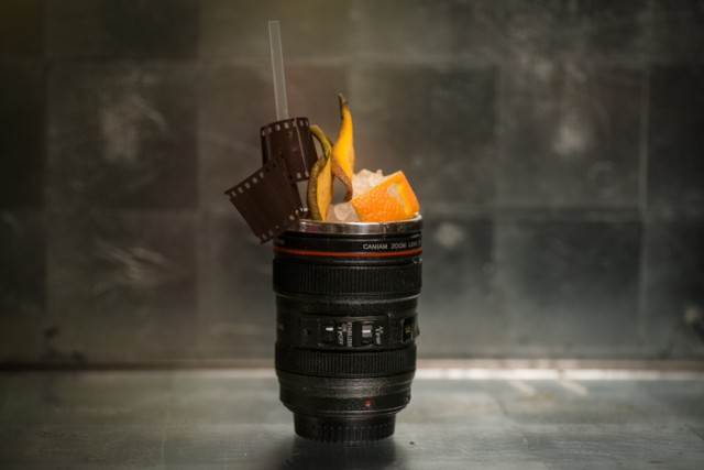 The Photographer - Cocktail Collection for The Donovan Bar