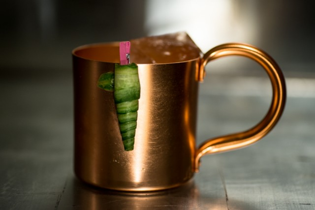 The Roman Cup - Made in Berlin - Hotel de Rome - Cocktail Collection for The Donovan Bar