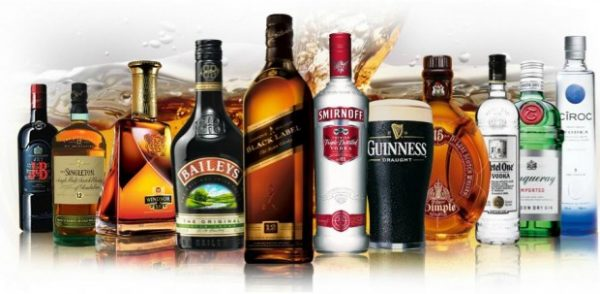 Diageo 'resilient' in first half despite currency woes