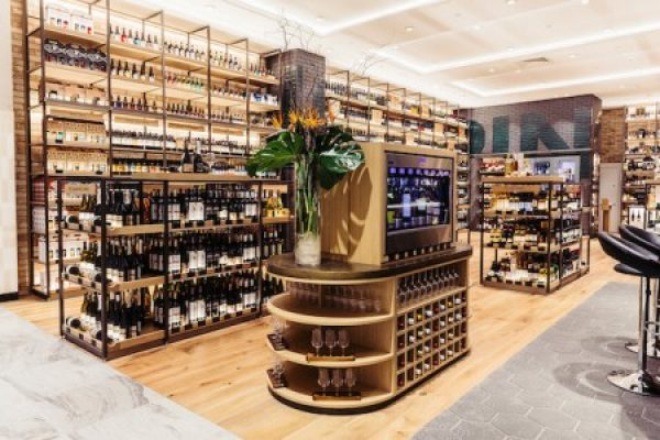 Fenwick's high hopes for new wine shop