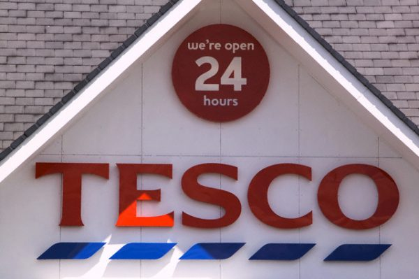 Tesco boasts strong Christmas results