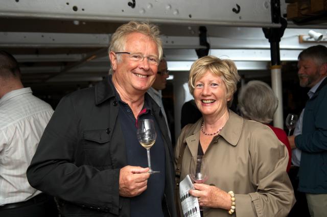 Tony and Barbara Laithwaite