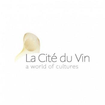 The Cité du Vin logo was revealed last month (Photo: Cité du Vin)