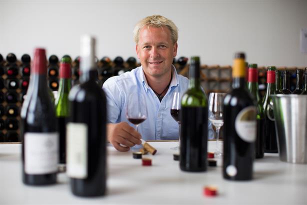 Jay Wright of Virgin Wines