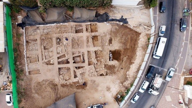 canaan palace israel