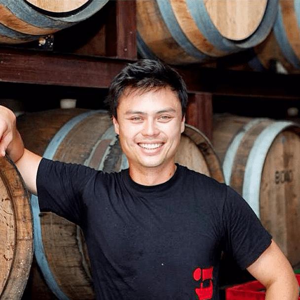 Eddie McDougall, 'The Flying Winemaker'